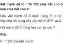 Câu 1.5 trang 7 SBT Đại số 10 Nâng cao