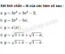 Câu 2.10 trang 31 SBT Đại số 10 Nâng cao