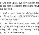 Câu 2.20 trang 33 SBT Đại số 10 Nâng cao