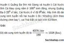 Câu 6.8 trang 196 SBT Đại số 10 Nâng cao