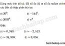Câu 6.10 trang 197 SBT Đại số 10 Nâng cao