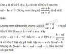 Câu 2 trang 238 SBT Đại số 10 Nâng cao