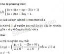 Câu 9 trang 239 SBT Đại số 10 Nâng cao