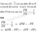 Bài 44 trang 13 SBT Hình học 10 Nâng cao