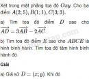 Bài 48 trang 13 SBT Hình học 10 Nâng cao