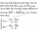 Bài 52 trang 14 SBT Hình học 10 Nâng cao
