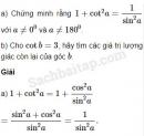 Bài 5 trang 39 SBT Hình học 10 Nâng cao