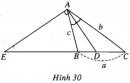 Bài 15 trang 40 SBT Hình học 10 Nâng cao