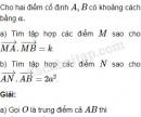 Bài 17 trang 40 SBT Hình học 10 Nâng cao