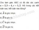 Bài 51 trang 47 SBT Hình học 10 Nâng cao