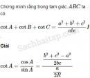 Bài 58 trang 48 SBT Hình học 10 Nâng cao