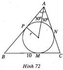 Bài 86 trang 51 SBT Hình học 10 Nâng cao