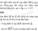 Bài 30 trang 105 SBT Hình học 10 Nâng cao
