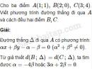 Bài 35 trang 105 SBT Hình học 10 Nâng cao