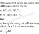 Bài 43 trang 107 SBT Hình học 10 Nâng cao