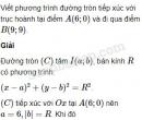 Bài 49 trang 108 SBT Hình học 10 Nâng cao
