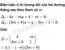Bài 6 trang 100 SBT Hình học 10 Nâng cao