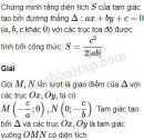 Bài 8 trang 101 SBT Hình học 10 Nâng cao