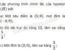 Bài 74 trang 115 SBT Hình học 10 Nâng cao