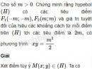 Bài 76 trang 115 SBT Hình học 10 Nâng cao