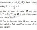 Bài 78 trang 115 SBT Hình học 10 Nâng cao