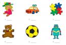 Unit 15. Do you have any toys? (Bạn có món đồ chơi nào không?) trang 60 Sách bài tập tiếng Anh 3 mới