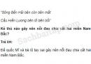 Câu 2 trang 42 Vở bài tập Lịch sử 5