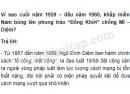 Câu 1 trang 44 Vở bài tập Lịch sử 5