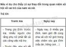 Câu 7 trang 9 Vở bài tập Khoa học 5