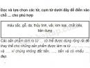 Câu 4 trang 56 Vở bài tập Khoa học 5
