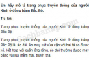 Câu 4 trang 30 Vở bài tập Địa lí 4