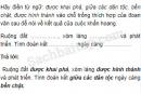 Câu 3 trang 38 Vở bài tập Lịch sử 4