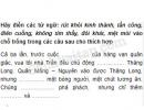 Câu 3 trang 25 Vở bài tập Lịch sử 4