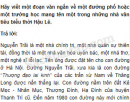 Câu 5 trang 33 Vở bài tập Lịch sử 4