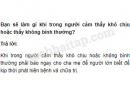 Câu 3 trang 26 Vở bài tập Khoa học 4