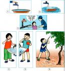 Câu 1 trang 43 Vở bài tập Khoa học 4