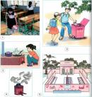 Câu 1 trang 56 Vở bài tập Khoa học 4